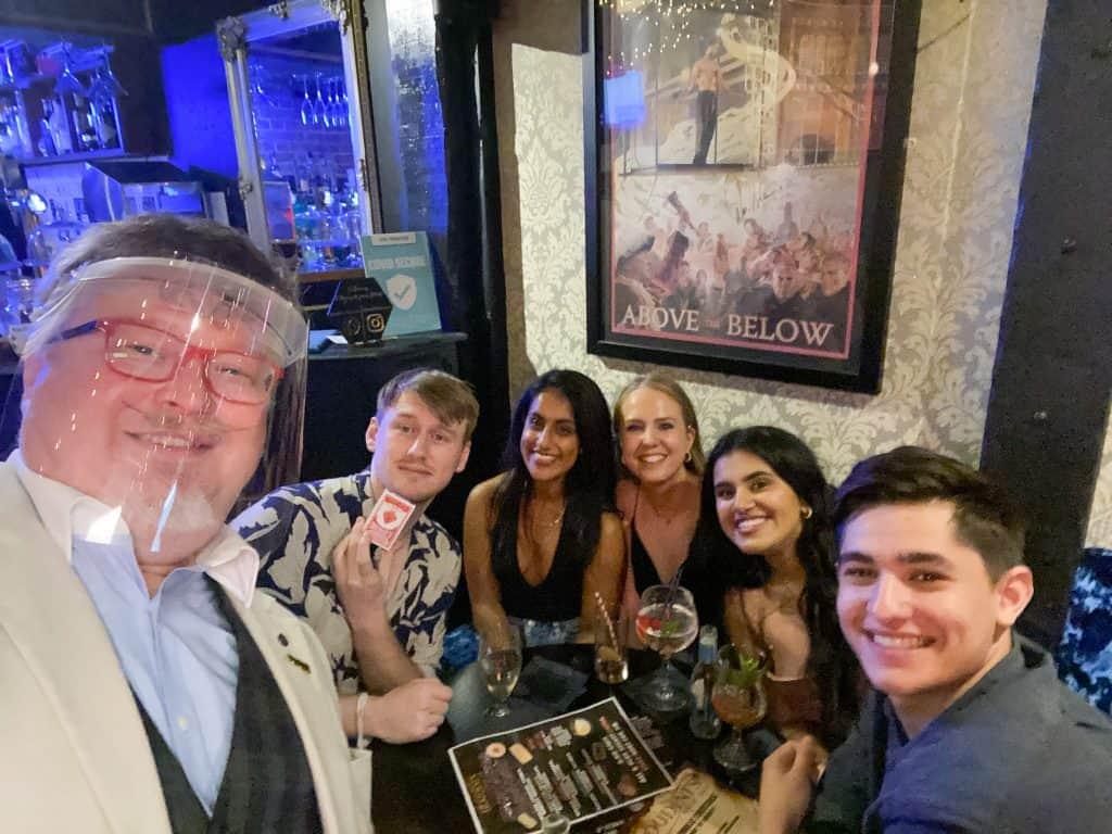 Canterbury Magic At Houdini's